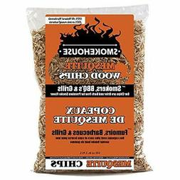 Smokehouse 9775-000-0000 Wood Chips Mesquite