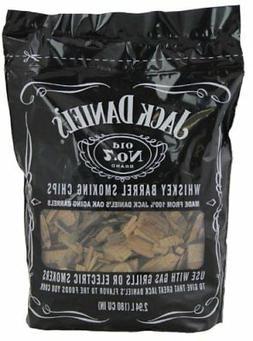 Jack Daniel's Tennessee Whiskey Barrel Smoking Chips, 180 cu