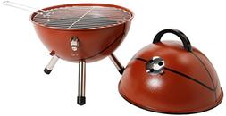Gibson 107191.01 Home Basketball BBQ Steel Grill, 12-Inch, B