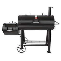 Char-Griller 1091 sq. in. Competition Pro Offset Charcoal or