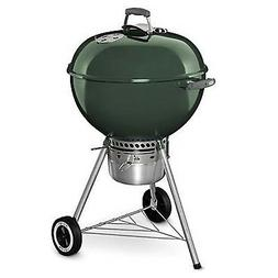 Weber 14407001 Original Kettle Premium Charcoal Grill, 22-In