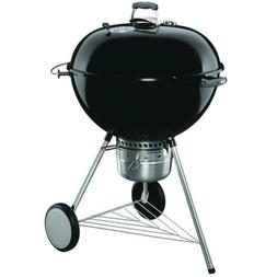 Weber 16401001 Original Kettle Premium Charcoal Grill, 26-In