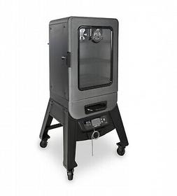 2-Series Digital Electric Vertical Smoker With Rack Outdoor