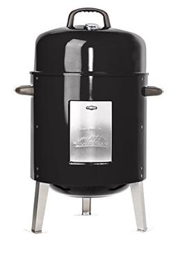 20060416 charcoal bullet smoker