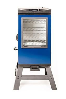 Masterbuilt 20076816 4-Rack Digital Electric Smoker with Leg