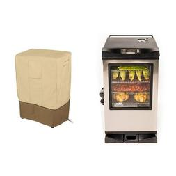 Masterbuilt 20077515 Front Controller Electric Smoker with W