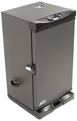 Masterbuilt 20078715 Electric Digital Smoker Front Controlle