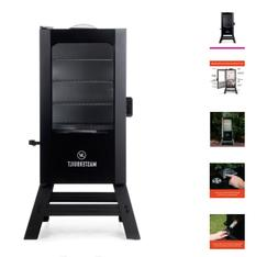 Masterbuilt 30 inch Digital Electric Smoker with Window and