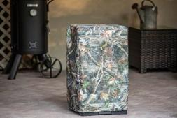 masterbuilt 30-inch electric smoker cover in true timber reg