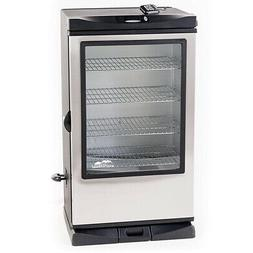 "Masterbuilt 40"" Electric Smoker Digital Outdoor Propane Meat"