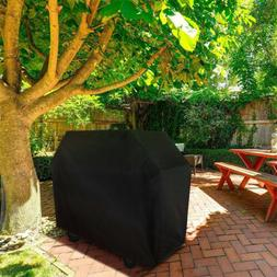 "57"" 67"" Waterproof Barbecue BBQ Gas Grill Cover for Weber Ch"