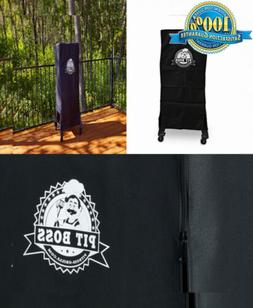 Pit Boss Grills 73350 Electric Smoker Cover, Black