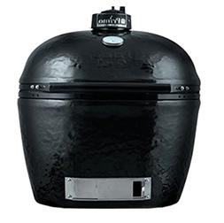 Primo 778 Extra-Large Oval Ceramic Charcoal Smoker Grill Out