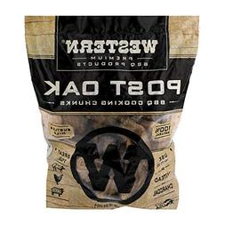 WESTERN 78057 Premium BBQ Products Post Oak Cooking Chunks,