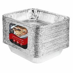 9 x 13 Aluminum Foil Pans  - Disposable Half Size Steam Tabl