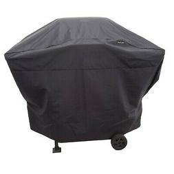 CHAR-BROIL 9154395 POLYESTER GRILL COVER, BLACK, 52