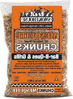 Smokehouse 97750100000 Bbq Wood Chunks - Mesquite 1.75lb bag