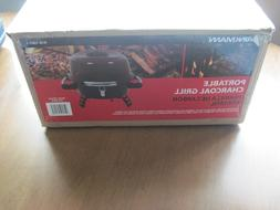 BRINKMANN Portable Charcoal Grill 810 - 1001 - S New In SEAL