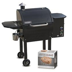 Camp Chef SmokePro DLX PG24 Pellet Grill With Patio Cover -