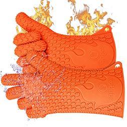 Ekogrips BBQ Oven Gloves | Best Versatile Heat Resistant Gri