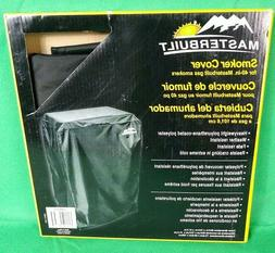 "Masterbuilt - Cover For 40"" Propane Smoker - Black"