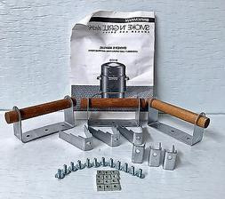 NEW BRINKMANN SMOKE 'N GRILL ELECTRIC SMOKER KIT SUPPORT BRA