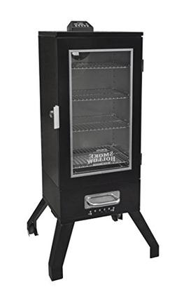 "Smoke Hollow 36"" Digital Electric Portable Backyard BBQ Smok"