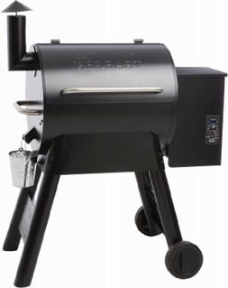 Traeger Grill Pro Series 22 BBQ Pellet Outdoor Cooking Porta