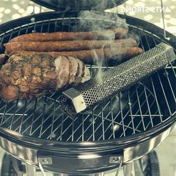 "A-MAZE-N AMNTS 6""12"" Wood Pellet Tube Smoker BBQ Smoke NEW M"