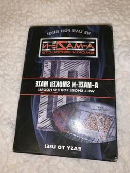 A-Maze-N Smoker Maze with  Pit Master Choice Pellets - 5 inc