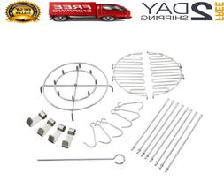 Accessories Kit Oilless Turkey Fryer For The Big Easy Char B