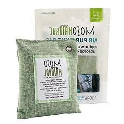 Moso Natural Air Purifying Bags / Green / 200g Bag
