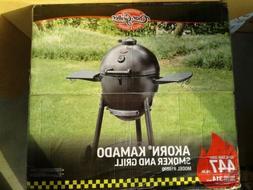Char-Griller Akorn Kamado Charcoal Kooker