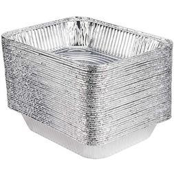 9 x 13 Aluminum Foil Pans Half Size Deep Steam Table Pans
