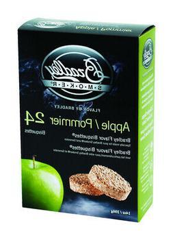 Bradley Smoker Apple Flavor Bisquettes - Apple