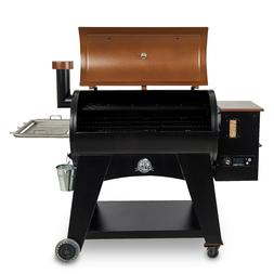 Pit Boss Austin XL 1000 Sq. In. Pellet Grill with Flame Broi