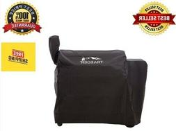 BAC380 Traeger 34 Series Full-Length Grill Cover NEW + FREE