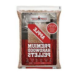 Camp Chef Bag of Premium Hardwood Applewood Pellets for Smok