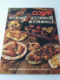 MECO Barbeque & Smoker Cookbook