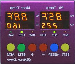 BBQ Automatic Temperature Controller ATC, For Wood Charcoal