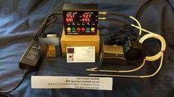 QMaster BBQ Automatic Temperature Controller B Fan Adapter M
