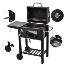 BBQ Charcoal Grill Backyard Barbecue Cooking Outdoor Patio P