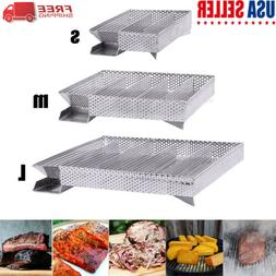BBQ Cold Smoker Generator For Grill Smoking Meat BBQ Accesso