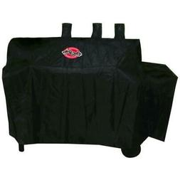BBQ Grill Cover fits Char-Griller Model# 5650 Double-Play Ga