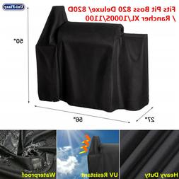BBQ Grill Cover For Pit Boss 820 Deluxe / 820D / 1000S / 110