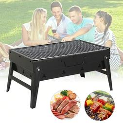 BBQ Grill DIY Portable Camping Barbecue Cooker Outdoor Cooki