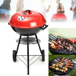 BBQ Grill Smoker Charcoal DIY Portable Camping Barbecue Cook
