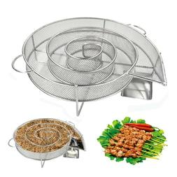 BBQ Smoker Cold Smoke Generator For Barbecue Grill Wood Dust