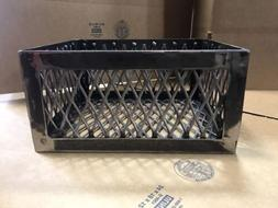 BBQ Smoker wood / charcoal basket fire box Oklahoma Joe long