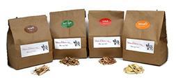Jax Smok'in Tinder Premium BBQ Wood Chips for Smokers Variet